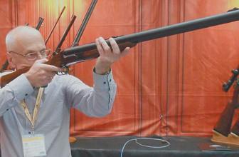 Крупнокалиберные ружья 10-го калибра ибольше